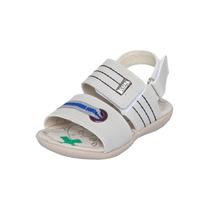 Sandália Dok Velcro Off White Barata!!!! Linda!!!