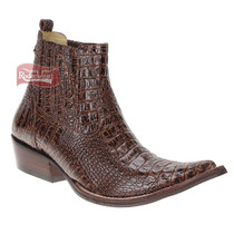 Bota Texana Masculina Jacaré - West Country