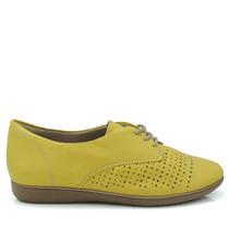 Sapato Feminino Oxford Comfortflex