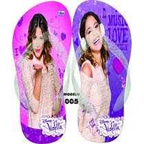 Chinelos & Sandalia Havaianas Personalizados Violetta