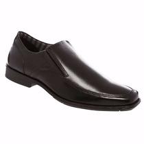 Sapato Social Ferracini Couro Legítimo Macio M2 6244-248g