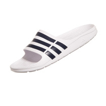 Chinelo Adidas Duramo Slide Branco