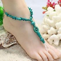 Sandálias Descalças De Turqueza - Stu1000439