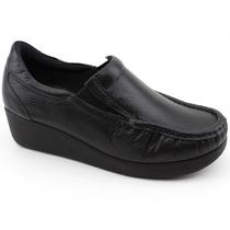 Sapato Feminino Usaflex 5743 Preto | Pixolé Calçados