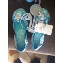 Sapatos Elsa Frozen Original Disney-p.entrega