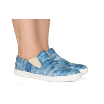Tênis Slip On Jeans Taquilla