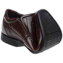 Sapato Social Linha Nevano Flexible Pés Confortáveis Franca