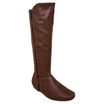 Bota Piccadilly Plissado Cano Longo 250127 - Maico Shoes