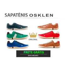 Tenis E Sapatenis Osklen! Original Direto Da Fabrica