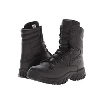 Bota Oakley Assault Boot 8 Inch Black Impermeavel Exercito