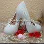 Sapato De Noiva Em Pérola (customizado)
