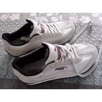 Puma Sf77 Nylon Camurça Sneakers Sapatos Import. Eua