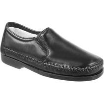 Sapato Social Bico Quadrado Super Confortavel Mod 01