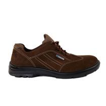 Sapato Ocupacional Cadarço Marrom Taupe Marluvas 50f60-cx