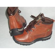 Boot Adventure Masculina 100% Couro Em 12x Sem Juros