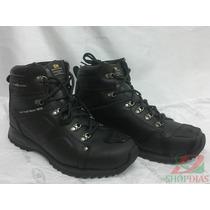 Bota Tênis Motociclista Boots Company Techlite Duster Xl