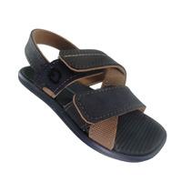 Sandalia / Chinelo Cartago Velcro Menino Infantil - 10943