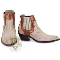 Bota Western Country Bico Fino 0256 - The Bulls
