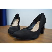 Sapato Tanara T0124 Salto Verniz Chique Clássico