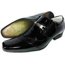 Sapato Social Couro Confortável