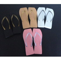 Chinelo Rasteirinha Atacado R$ 200,90 Kit Com 30 Pares