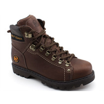 Bota Masculina West Coast 5790 Original Worker Loja Pixolé