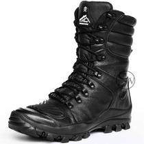 Bota Coturno Paintball Pm Exercito Tiro De Guerra Couro