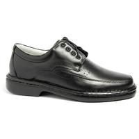 Sapato Social Casual Antistress Couro Diabeticos Ref. 00761