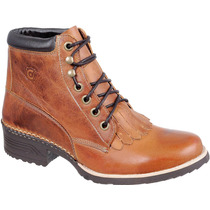 Coturno Country Bota Texana Couro Capelli Boots Ref:9030