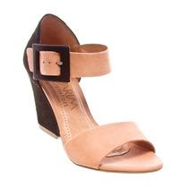 Sandália Salto Total Comfort Ramarim Feminino Confortável