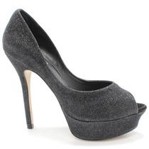 Sapato Laura Porto Peep Toe Noiva Colorido   Zariff