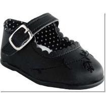 Sapato Sapatinho Social Feminino Para Bebê