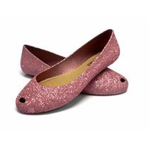 Sapatilhas Confortáveis Glitter I Love Shoes