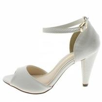 Sapato Salto-azaleia Parube