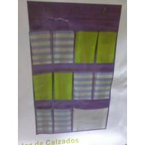 Sapateira Organizador De Calçados De Porta - Fret16