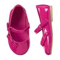 Sapato Verniz Importado Eua Lindo ! Gymboree Tam 24 (9)