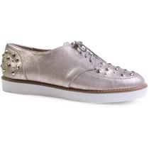 Sapato Creeper Feminino - Sapato Em Couro Zeket Original