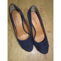 Peep Toe | Sapato Feminino | Salto | Meia Pata