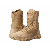 Bota Oakley Assault Light Boot Militar Desert Nova Original