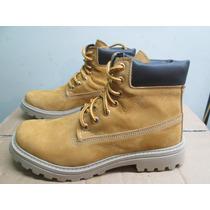 Bota Hip Hop Yellow Boot Impermeavel