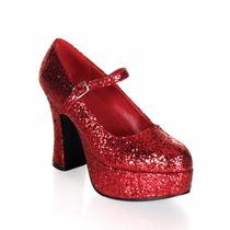 Sapato Para Fantasia De Anos 60 Feminino
