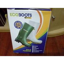 Bota De Poliuretano Ecoboots Pure-safe