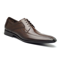 Sapato Social Masculino Em Couro Romano Vle 55602 Di Pollin