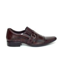 Sapato Social Masculino Couro Legítimo Lançamento Sapatocia*
