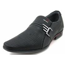Sapato Pegada Trexin Masculino Original Social - 22210 Preto