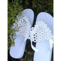 Sandalias Havaianas Decoradas