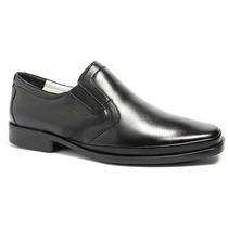 Sapato Casual Masculino Alcalay Legítimo Couro Macio Relax