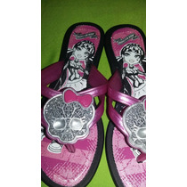Chinelo Monster High 30