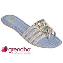 Sandália Grendha New Collection Speciallita Gaspea 16981