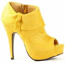 Botinha Ankle Importados (consulte A Entrega)